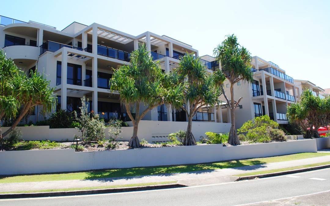 Sunrise Beach apartments