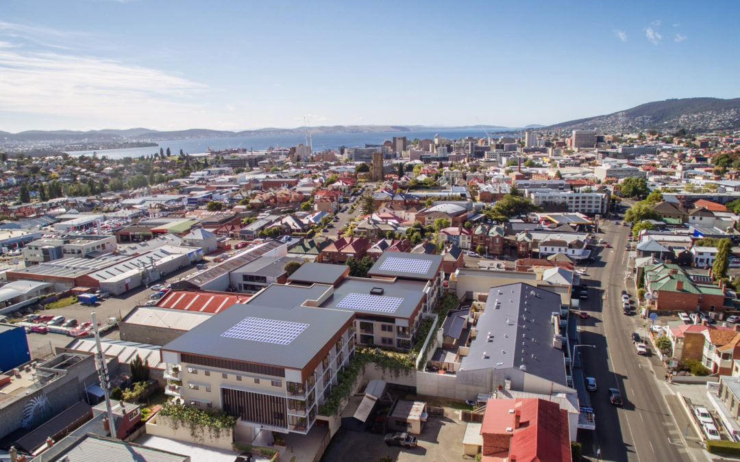 Apartment Development- North Hobart